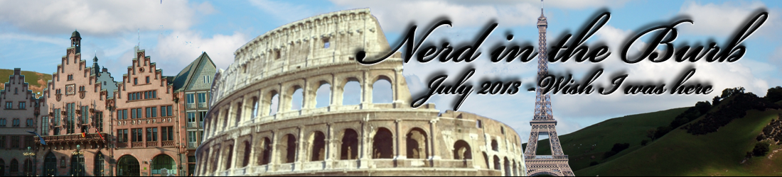 Nerd in the Burb Header July 2013
