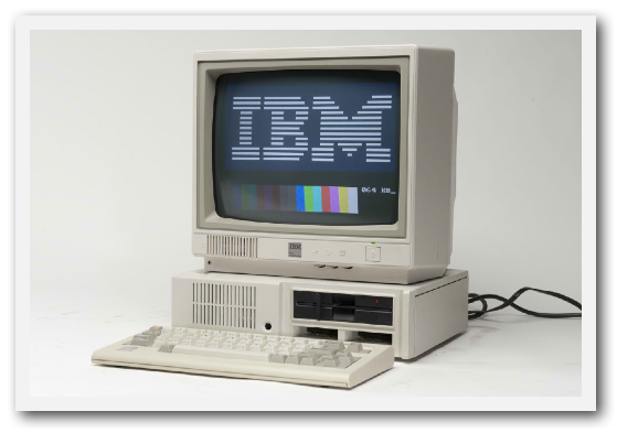 IBM PC Jr