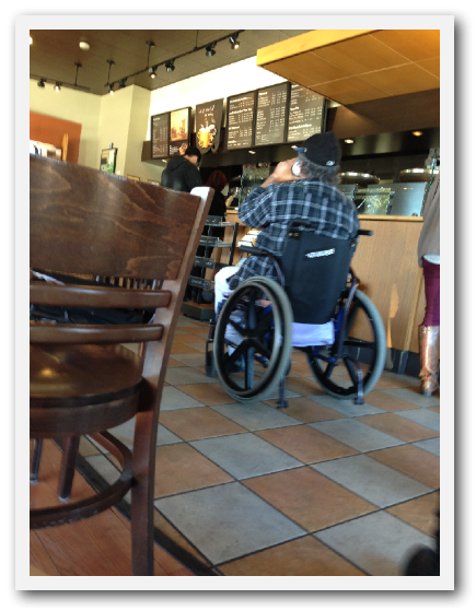 Wheelchair Guy