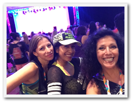 Zumba Convention 2015